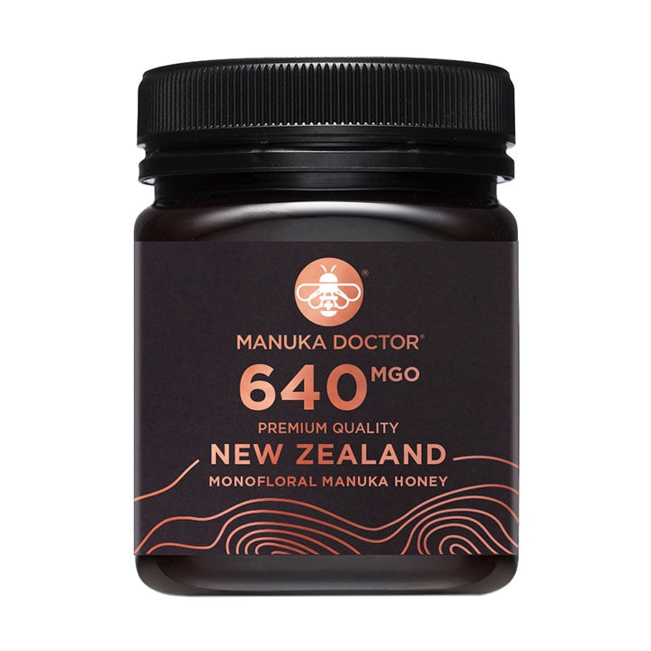 Manuka Doctor Monofloral Manuka Honey MGO 640 250g