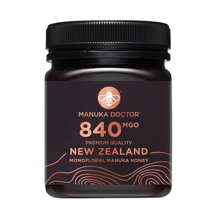 Manuka Doctor Monofloral Manuka Honey MGO 840 250g