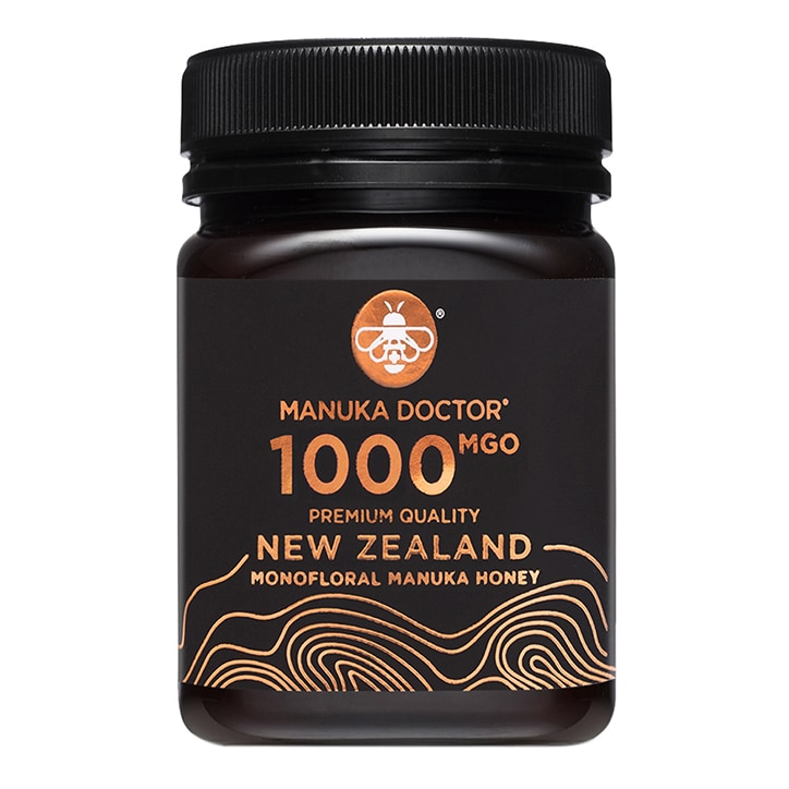 Manuka Doctor Monofloral Manuka Honey MGO 1000 250g