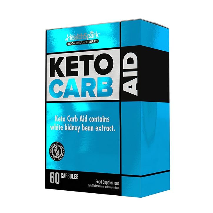 Healthspark Keto Carb Aid 60 Capsules
