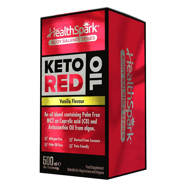 Healthspark Keto Red Oil 500ml