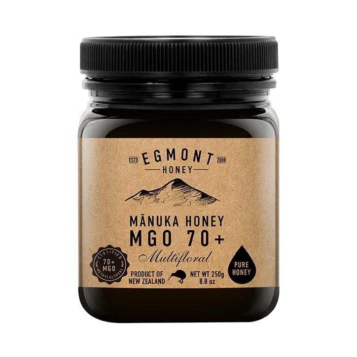 Egmont Honey Manuka Honey MGO 70+ 250g