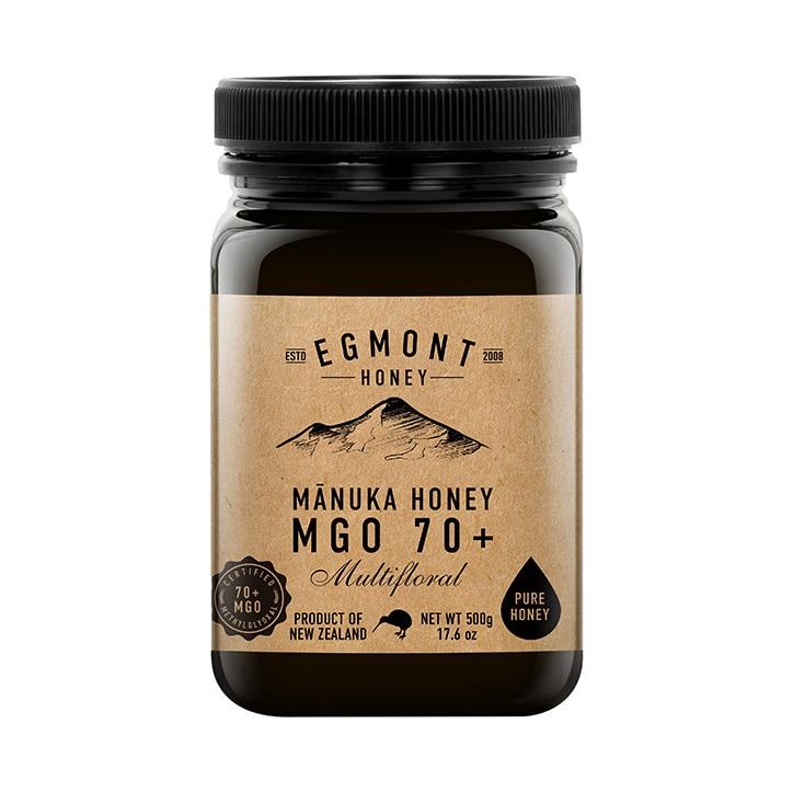 Egmont Honey Manuka Honey MGO 70+ 500g