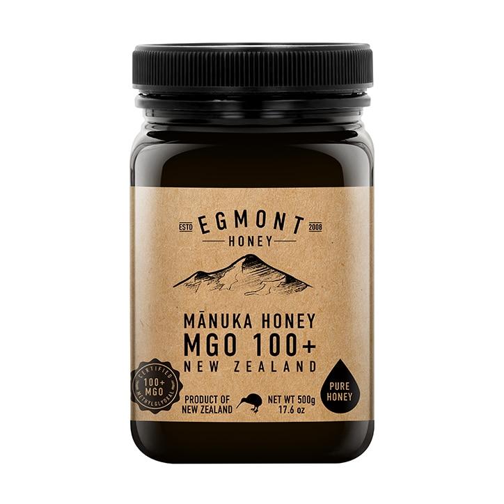 Egmont Honey Manuka Honey MGO 100+ 500g