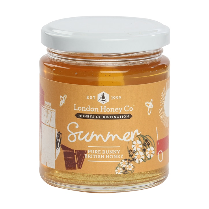 London Honey Co Summer Honey 227g