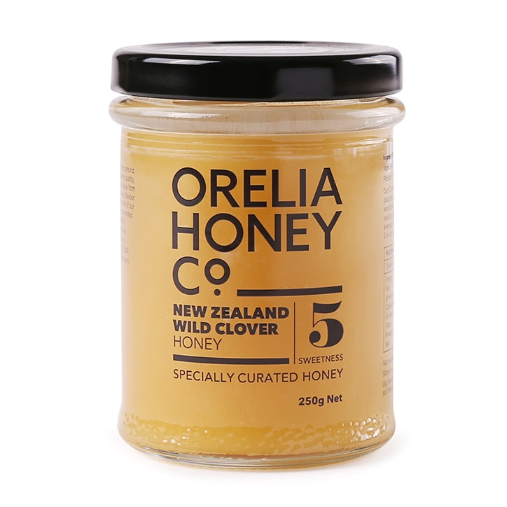 Orelia New Zealand Wild Clover Honey 250g