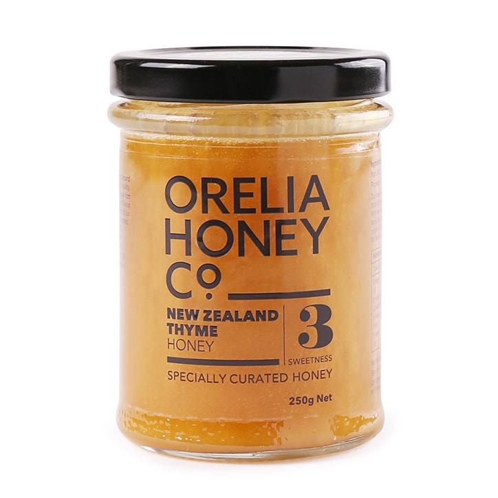 Orelia New Zealand Thyme Honey 250g