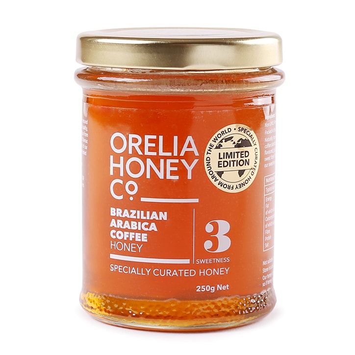 Orelia Limited Edition Brazilian Arabica Coffee Honey 250g