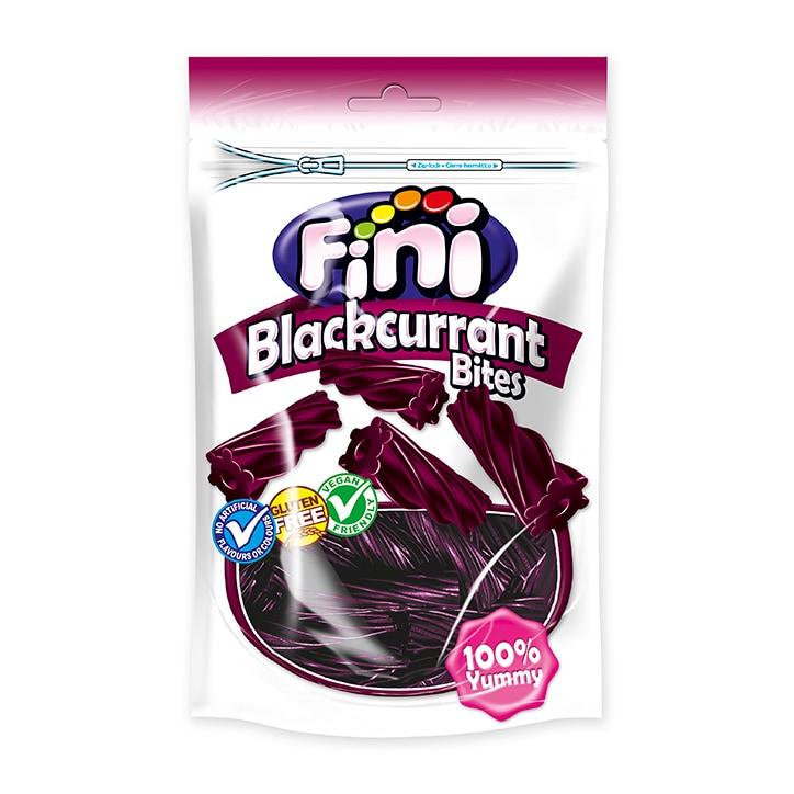 Fini Blackcurrant Bites - Doypack 180g