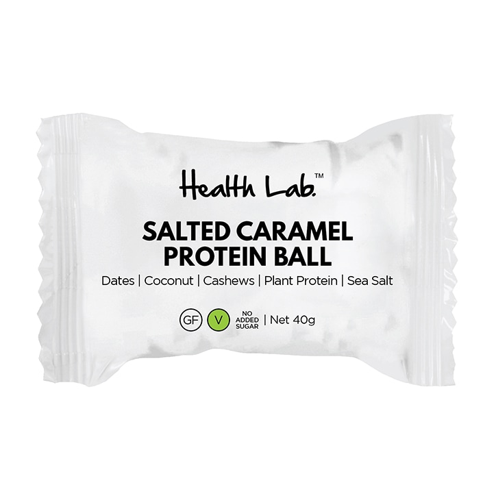 Health Lab Game Changer Salted Caramel Protein Ball