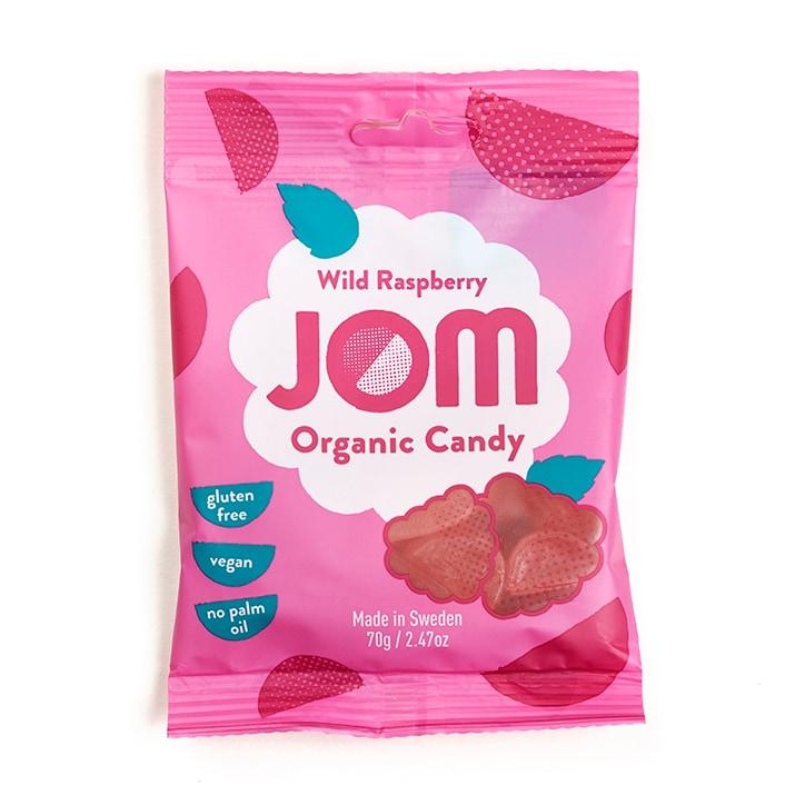 Jom Organic Wild Raspberry - Bag 70g