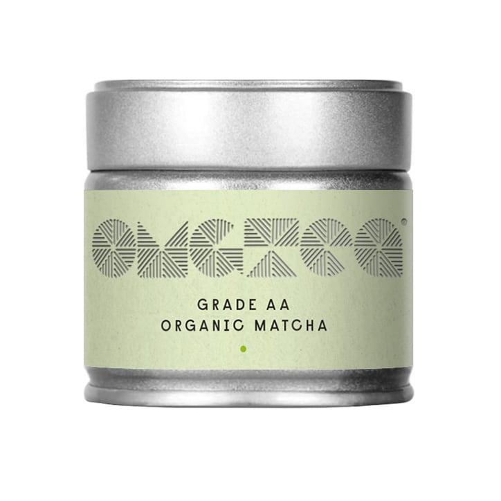 OMGTea AA High Grade Organic Matcha Green Tea 30g