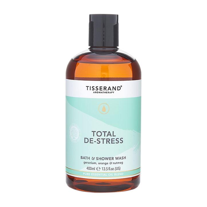 Tisserand Total De-Stress Bath & Shower Wash 400ml