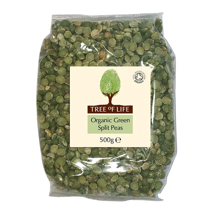 Tree Of Life Organic Green Split Peas