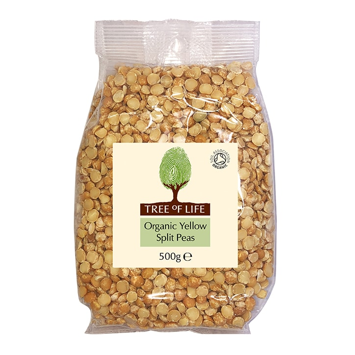 Tree Of Life Organic Yellow Split Peas