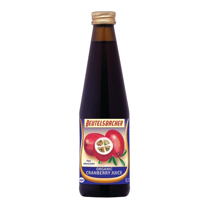 Beutelsbacher Organic Cranberry Juice