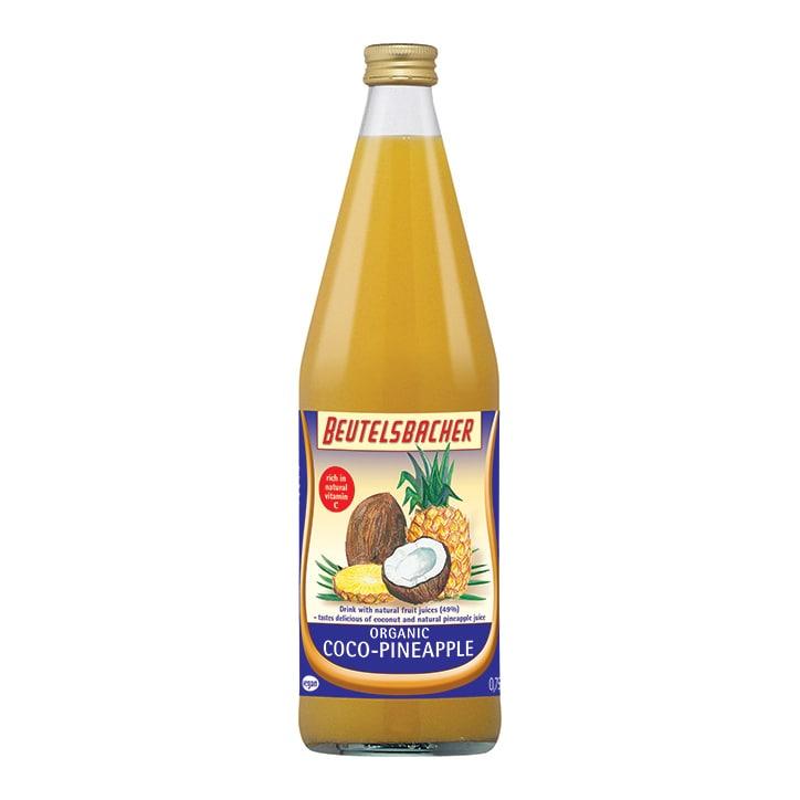 Beutelsbacher Demeter Coco-Pineapple Juice 750ml