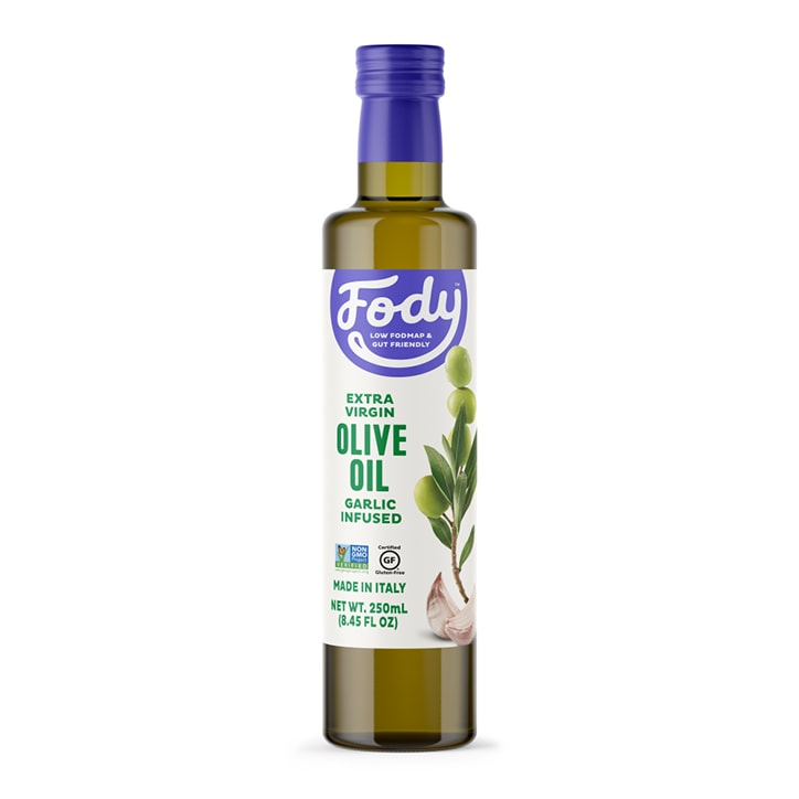Fody Garlic Infused Italian Olive Oil
