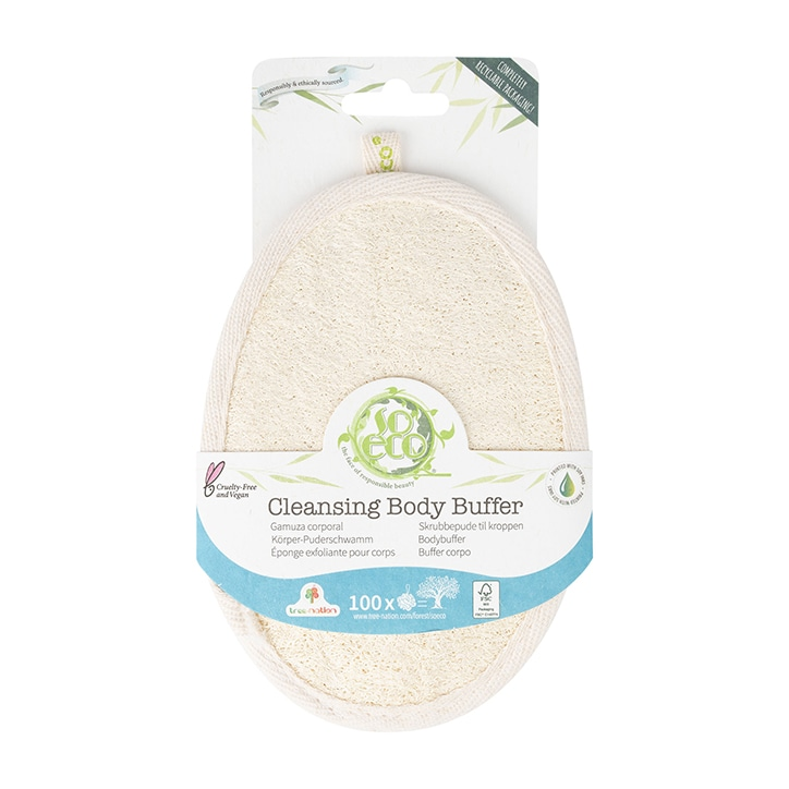 So Eco - Cleansing Body Buffer