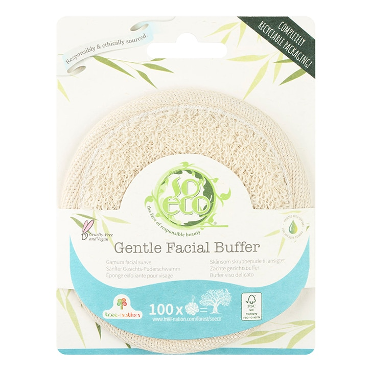 So Eco - Gentle Facial Buffer