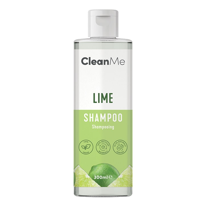 Clean Me Lime Shampoo