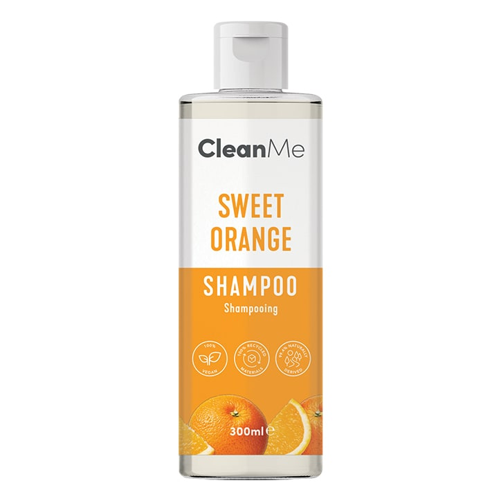 Clean Me Sweet Orange Shampoo