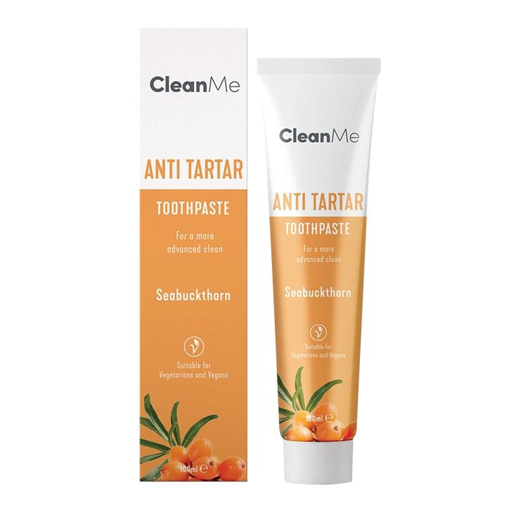 Clean Me Anti-Tartar Toothpaste