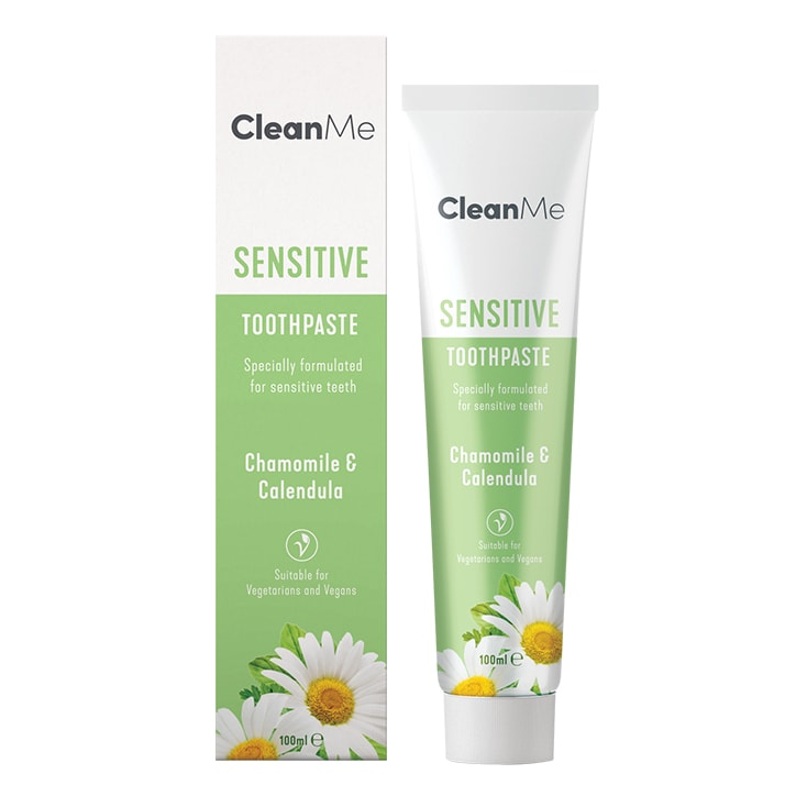 Clean Me Sensitive Toothpaste