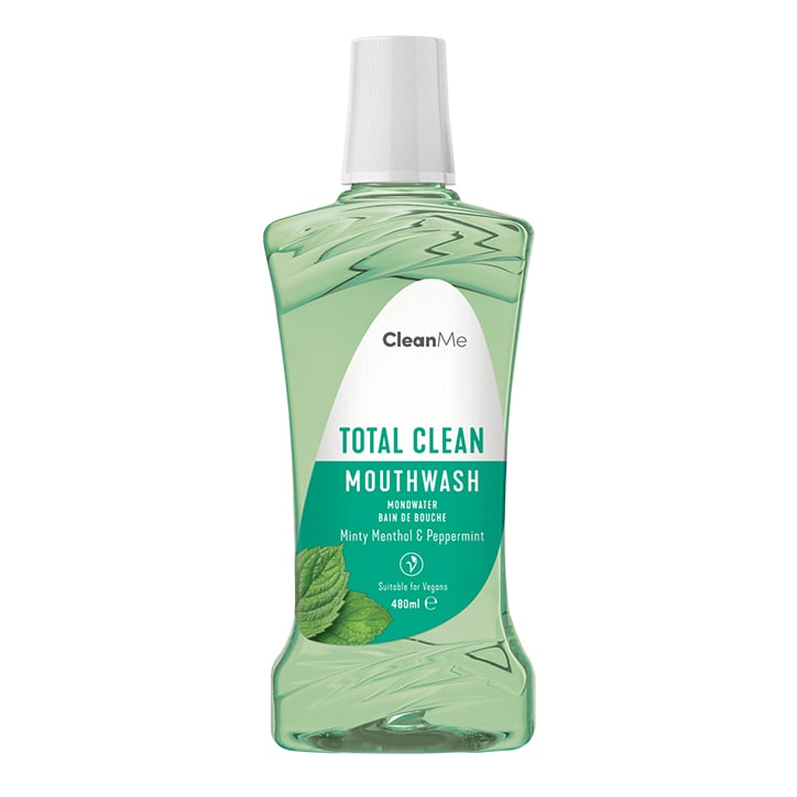 Clean Me Deep Clean Mouthwash