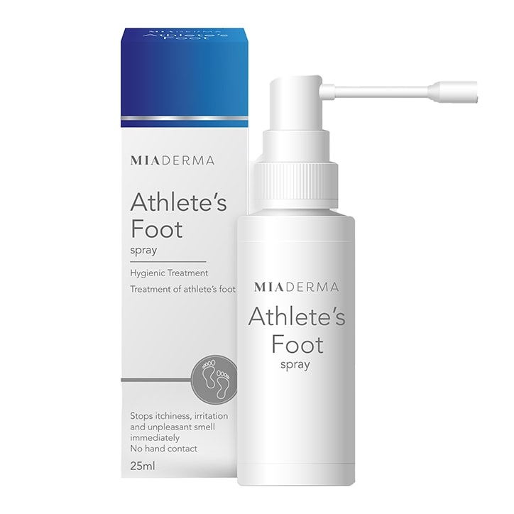 Miaderma Athlete's Foot Spray
