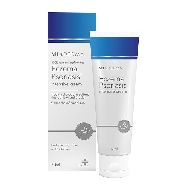Miaderma Eczema & Psoriasis Intensive Cream