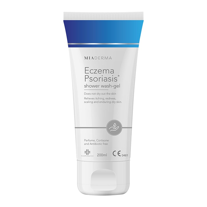 Miaderma Eczema & Psoriasis Shower Gel