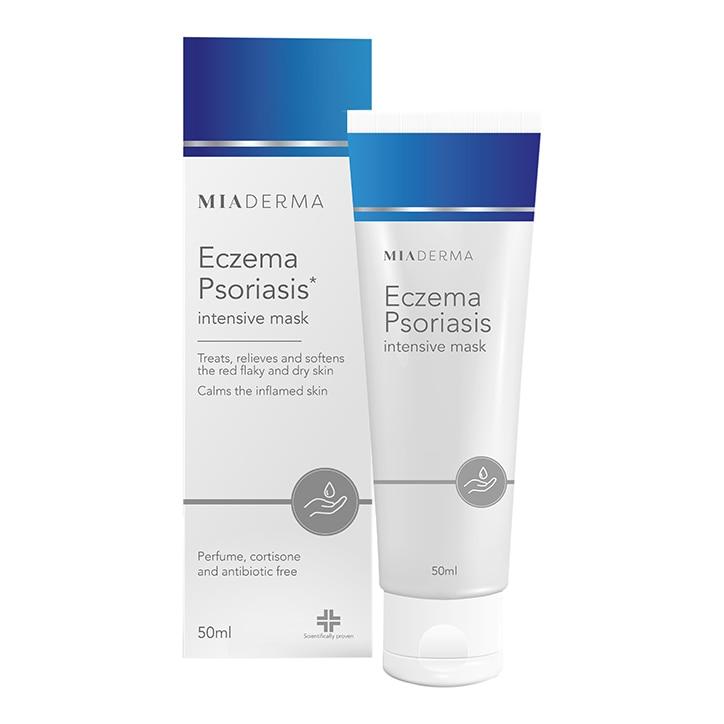 Miaderma Eczema & Psoriasis Intensive Cream Mask