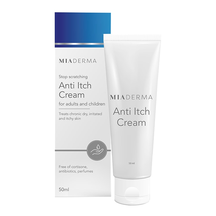 Miaderma Anti-Itch Cream for Adults