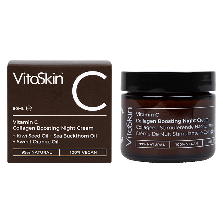 Vitaskin Vitamin C Collagen Boosting Night Cream