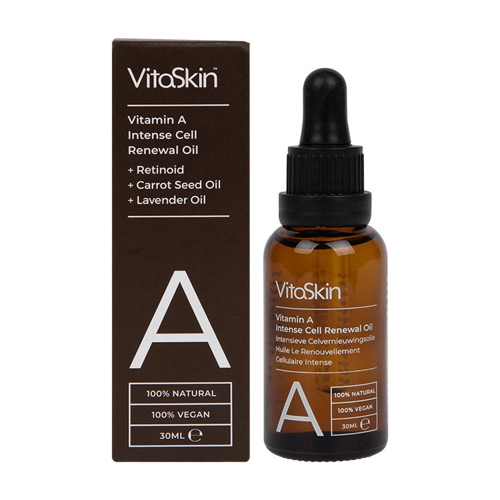 Vitaskin Vitamin A Intense Cell Renewal Oil