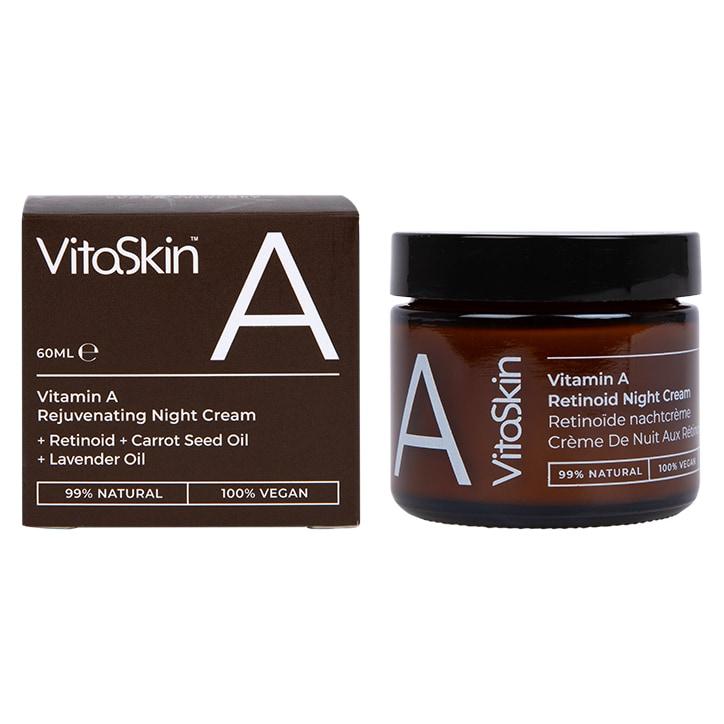Vitaskin Vitamin A Rejuvenating Night Cream