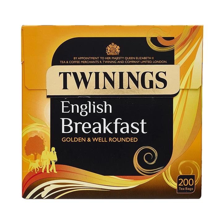 Twinings English Breakfast Tea 200 Bags