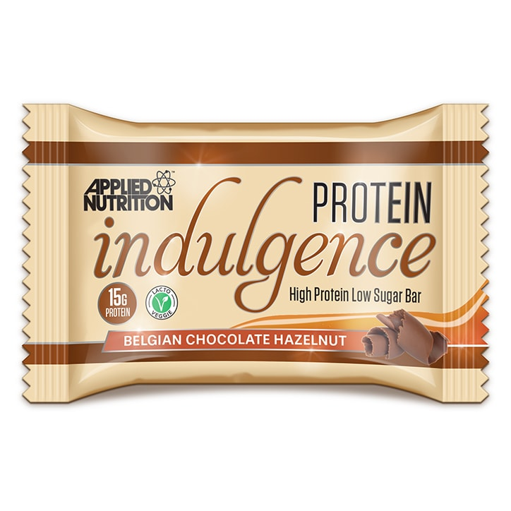 Indulgence Chocolate Hazelnut Bar