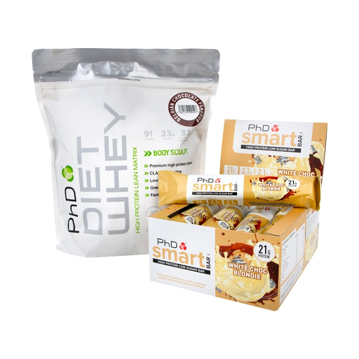 PhD Body Management Chocolate Bundle