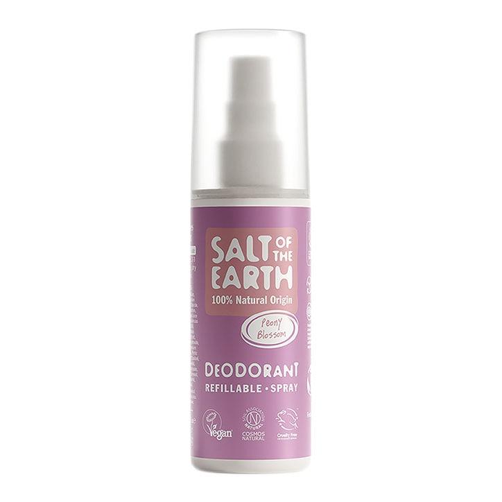 Salt of the Earth - Peony Blossom Spray Deodorant
