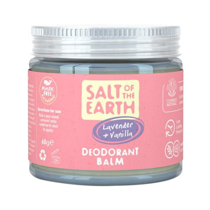 Salt of the Earth Lavender & Vanilla Deodorant Balm