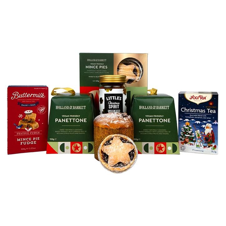 Holland & Barrett Christmas Tea Time Bundle