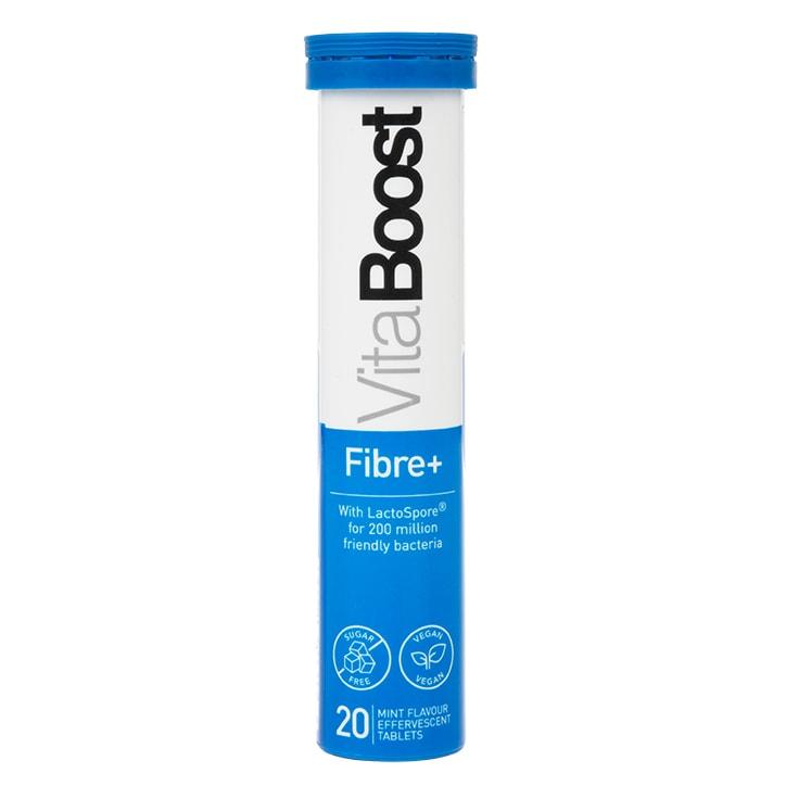 Vitaboost Fibre+ Effervescent 20 Tablets