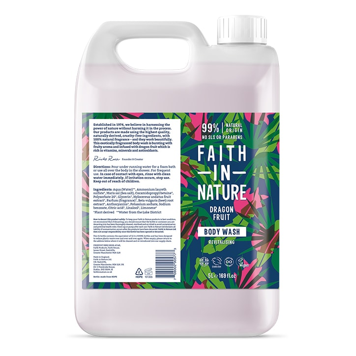 Faith in Nature - Dragon Fruit Body Wash