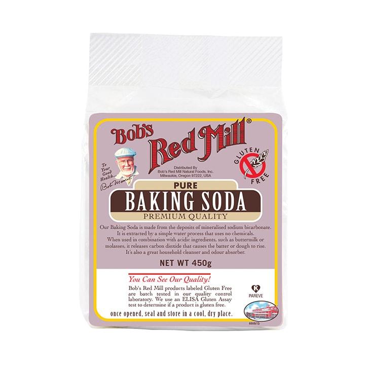 Bobs Red Mill Bicarbonate Of Soda Aluminium Free 450g