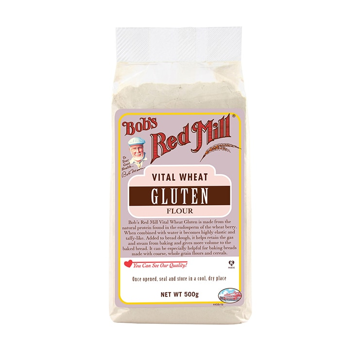 Bobs Red Mill Vital Wheat Gluten Flour 500g