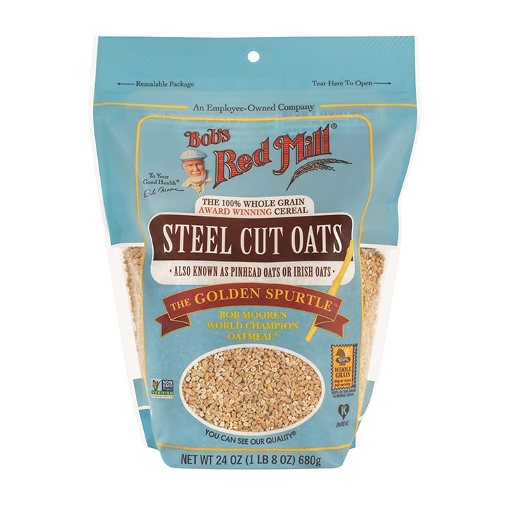 Bobs Red Mill Steel Cut Oats 680g