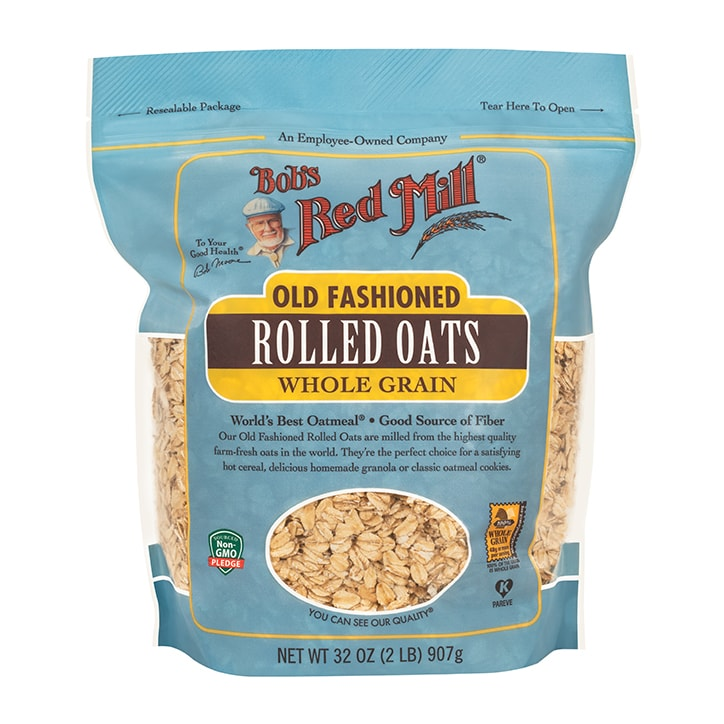 Bobs Red Mill Regular Rolled Oats