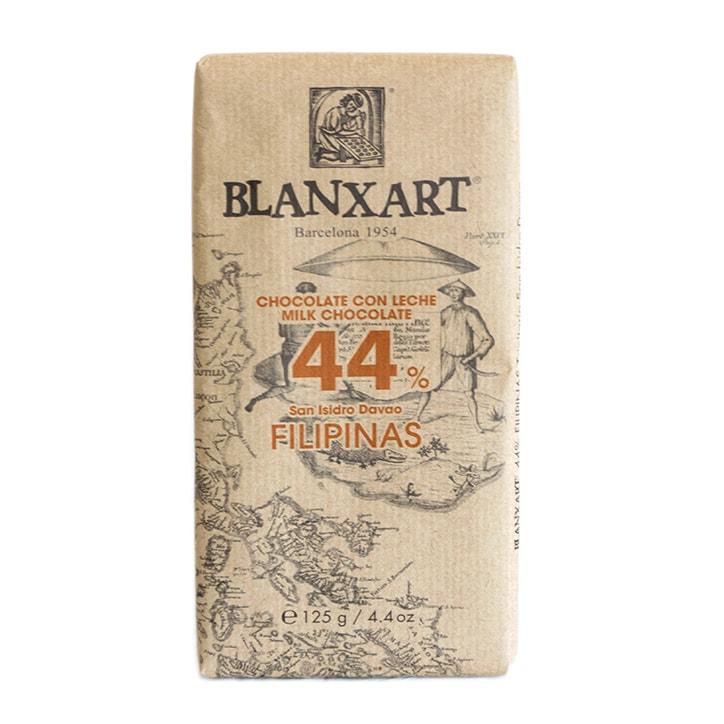 Blanxart Organic Fillipinas Milk 44% Chocolate